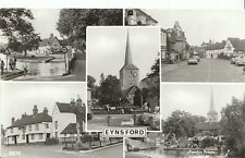 Kent Postcard - Views of Eynsford, Sevenoaks   2132