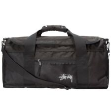 Stussy Stock Duffle Bag black
