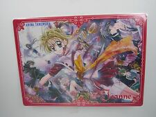 Anime Manga Kamikaze Kaito Kaitou Jeanne Shitajiki Pencil Board B Ribon Japan