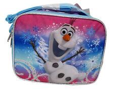 Disney Princess Frozen Olaf Snowman Lunch Box - NEW Licensed
