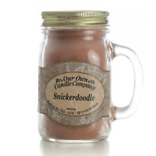 Our Own Candle 13oz Snickerdoodle Scented Jar Candle 100 hr burn time