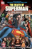 Death of Superman The Wake GN Louise Simonson Cat Stagg Jerry Ordway New NM