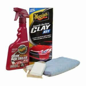 Meguiars Smooth Surface Clay Bar Kit #G1120