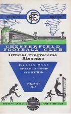 CHESTERFIELD v BARNSLEY ~ 20 JANUARY 1968