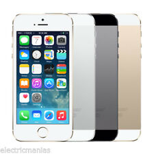 Apple iphone 5s Silver -32GB GSM Factory Unlocked- 4G SIMFREE IOS Smartphone+WTY