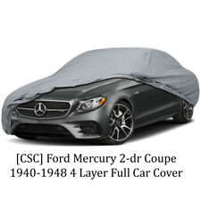 [CSC] Ford Mercury 2-dr Coupe 1940-1948 4 Layer Full Car Cover
