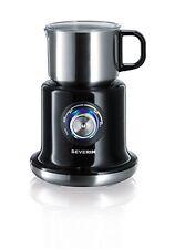 Severin Küchengeräte Automatische Milchaufschäumer Induktion stufenloses Erwärme
