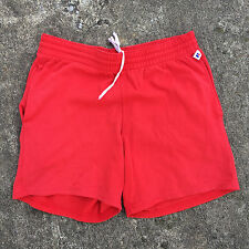 Vintage 1980's Russell Athletic High School College Gym Shorts Running Cycling