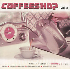 COFFEESHOP 2 = Waldeck/Moby/Food/Finitribe/Herbalizer/Phazz...= CHILLOUT DELUXE