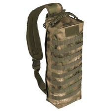Tanker Military Army Airsoft Camera Thin Sling Pack Rucksack Case Bag A-TACS FG