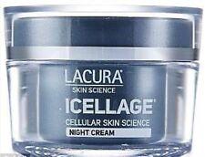 Lacura Icellage Night Cream 50ml Cellular Skin Care for women 35+ Sealed Box