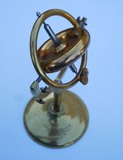 Victorian C. 1860 Astronomy Astrological Space Gravity Gravitational Gyroscope !
