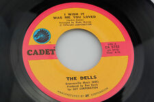 Dells: I Wish It Was Me You Loved / Two Together is Better ... [Unplayed Copy]