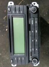 Vw Touran Radio-Cd Player, Genuine Vw 1k0035186d