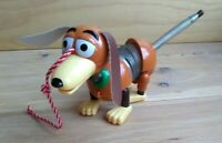 Original Disney Pixar - Toy Story - Slink Dachshund - Poof Slinky - Collectible