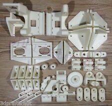 Reprap Adapto 3D Printer RP Parts Plastic Printed Parts Set ABS Plastic Kit