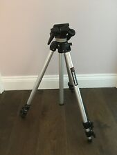 Manfrotto 144 Professional Camera Tripod with 115 Head Fits Canon 5D MarkII