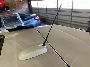 2013-2016 CADILLAC SRX Roof Mounted Radio Antenna w/ Mast,  WHITE