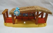 Fisher Price Little People NATIVITY STABLE SOUNDS LIGHT Music Silent Night