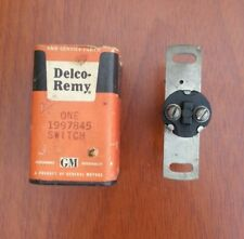 NOS 1950 51 52 53 54 55 Chevy Truck  GMC Neutral Safety Switch Delco Remy