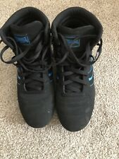 Lonsdale Contender Boxing Boots Mens Blue Gym Trainers Sneakers Shoes size 9