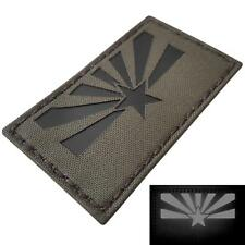 arizona flag infrared IR ranger green morale tactical IFF 3 hook-and-loop patch