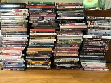 Huge DVD Collection Lot Action / Drama / Comedy / Thriller