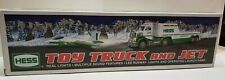 Hess 2010 Toy Truck and Jet - MIB