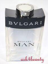 Bvlgari Man By Bvlgari 3.4oz/100ml Edt Tstr Spray For Men New & Unbox