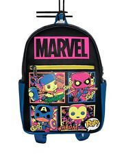 Funko POP! Marvel Black Light Mini Backpack Target EXCLUSIVE **SOLD OUT** NEW!!