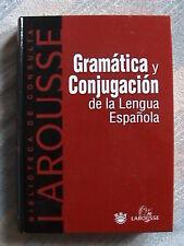 Gramática y Conjugación de la Lengua Española - Biblioteca Consulta Larousse
