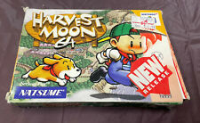 Harvest Noon 64 Box Only Nintendo N64 Original Box