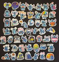 Lilo and Stitch Stickers Lolly Loot Kids Reward Treat Party PC Decal School