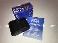 Carl Zeiss Jena Turmon Verpackung Karton Tasche 8x21 Docter Optik Fernglas DDR