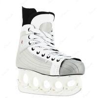 Schlittschuh tx 10 Eishockey mit t-blade Funblade Holder Gr. 44 -  Paar 2.Wahl