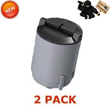 2 Black Toners cartridges for Samsung Laser Printer CLP-300 CLX-2160N CLP-K300A