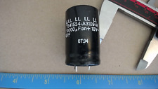 S+M B41534-A3109-M 10000Uf 10V-Gpf Scratched Capacitor New Lot Quantity-15