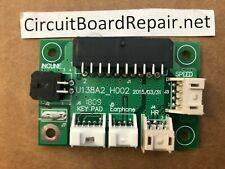 Matrix Fitness Ucb Interface Board Set - p/n 0000089500 / 1716000322 / 43003136