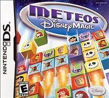 METEOS: DISNEY MAGIC Nintendo DS video game COMPLETE