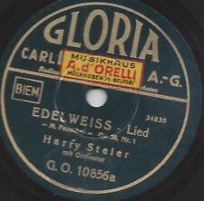 Harry Steier 1933 : Edelweiss-Lied