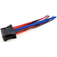FITS RENAULT CLIO GRAND SCENIC MODUS HEATER RESISTOR WIRING HARNESS LOOM