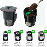 New Universal Repeatable Ground Coffee Filter Capsule Cup for Keurig My K-Cups