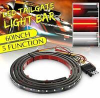 "60"" Turn Signal Light 90 LED Tailgate Brake Lamp Strip Tail Light For Truck SUV"