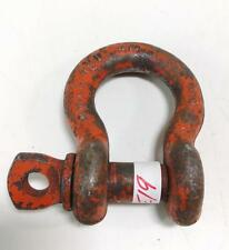 """WLL 4-1/2""""T 5/8 SCREW PIN SHACKLE ANCHOR"""