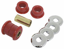 POLYURETHANE RED HANDLEBAR BUSHINGS KIT HARLEY BIG TWIN 73 UP SPORTSTER 73-03