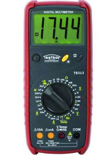 Multimeter Testboy 313 digital bis 600 V bis 10 A Durchgangstest Diodentest