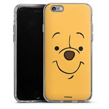 Apple iPhone 6 Silikon Hülle Case - Cuddle Face