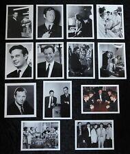Brian Epstein / Beatles, 13 rare s/w Fotos, Foto Set, Konzert, Tour, John Lennon