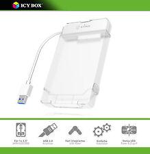 ICY-BOX IB-AC703-U3 USB 3.0 Adapter für 2,5 Zoll SATA Festplatten und SSD's