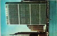 Vintage Postcard - United Nations Building Un-Posted New York NY #1791